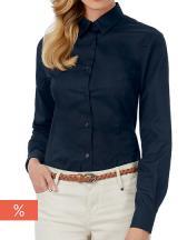 Twill Shirt Sharp Long Sleeve / Women